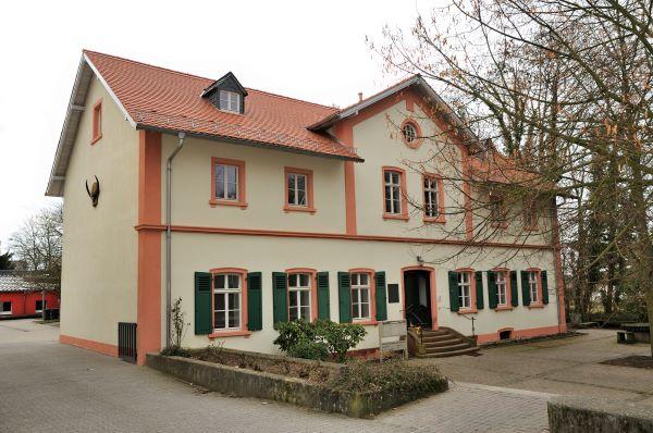 Das Hofgut der Familie Gagern in Hornau