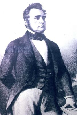 Portrait von Heinrich Gagern