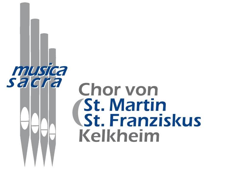 Logo des Chors musica sacra